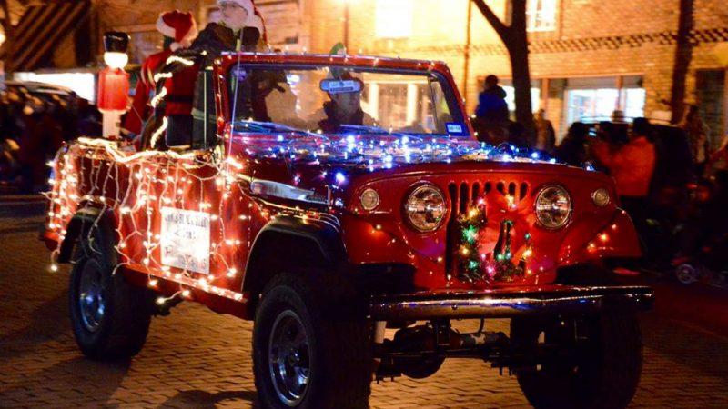 Xmas-Jeep