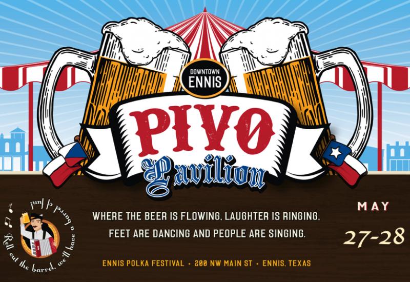 Pivo Pavilion